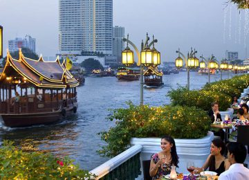 Asien – Singapur, Bangkok und eine Insel zur Wahl