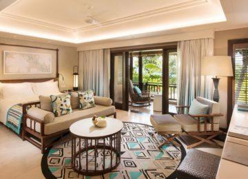 Junior Suite Constance Lemuria Resort Praslin, Seychellen
