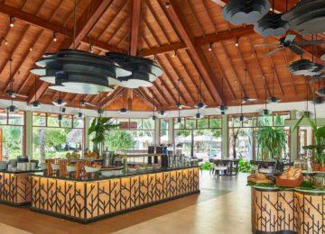 cafe©Hilton Seychelles Labriz Resort & Spa