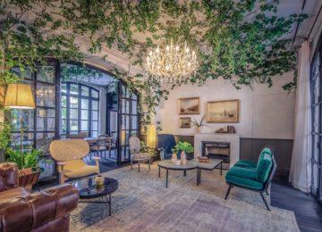Lounge©Can Bordoy Grand House & Garden, Mallorca