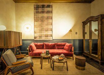 Wohnbereich Signature Suite©Can Bordoy Grand House & Garden, Mallorca