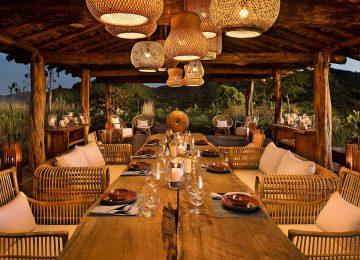 Restaurant,Luxusreise Costa Rica