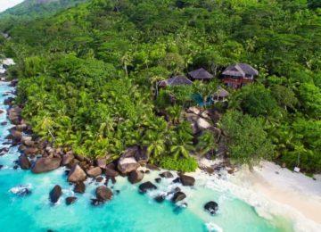 Indischer Ozean – Seychellen, Silhouette, Hilton Labriz Resort & Spa
