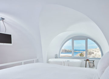 Master Suite ©Katikies Santorini
