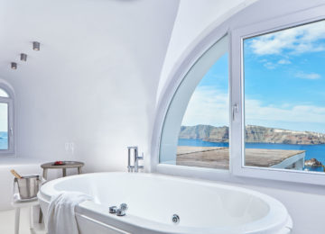 Badezimmer ©Katikies Santorini