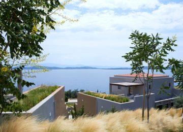 Eagles Villas Halkidiki-outdoor