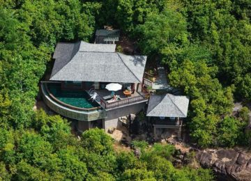 Hillside Villa _Constance Ephelia Mahé Resort