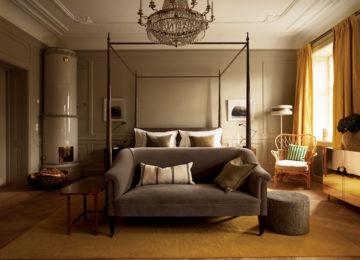Ett Hem Hotel Schweden©Zimmer