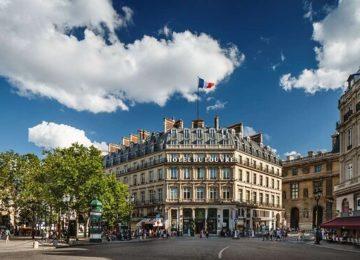 exterior Hotel Du Louvre