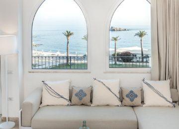 Falkensteiner Resort Capo Boi©Junior Suite Seaview