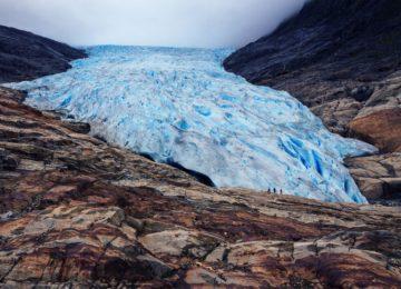 Glacier Mountain stones Scaled©Svart Hotel Norwegen
