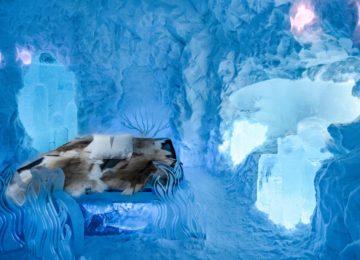 IceHotel Schweden-art-suite-the-living-ocean