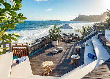 Karibik – Saint-Barthélemy, Hotel Le Toiny