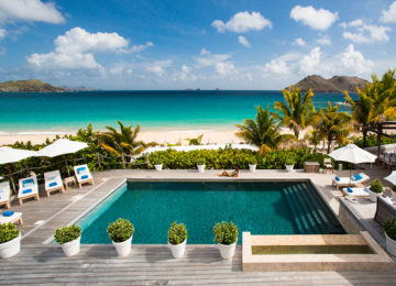 Karibik – Saint-Barthélemy, Cheval Blanc St-Barth Isle de France