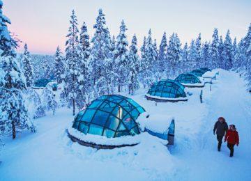 Hotel Kakslauttanen Arctic Resort