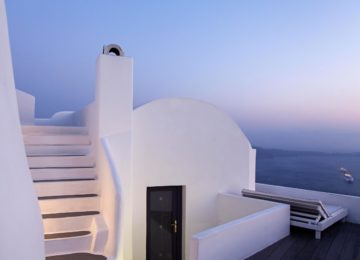 Architektur der griechischen Insel Santorin ©Katikies Chromata Santorini