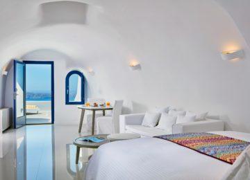 Luxus Suite ©Katikies Chromata Santorini