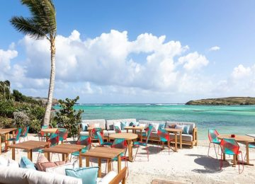Karibik – Saint-Barthélemy, Le Sereno Hotel