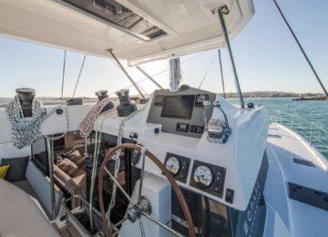 Yachtcharter Leopard Catamaran Moorings 5000