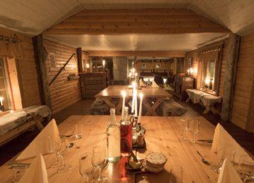 Fjellborg Arctic Lodge Schweden Lappland