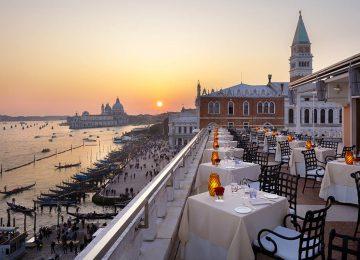 Restaurant Terrazza Danieli – Terrace