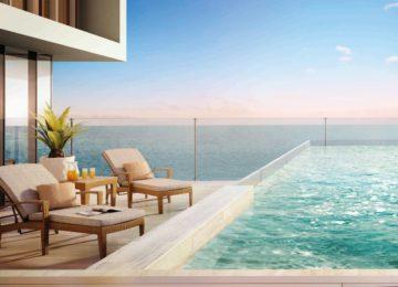 Pool ©The Royal Atlantis Resort & Residences Dubai