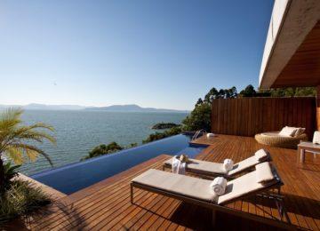 Ponta dos Ganchos Luxushotel Brasilien
