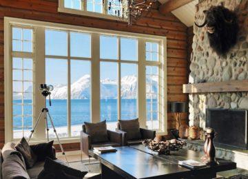 Lyngen Lodge Norwegen
