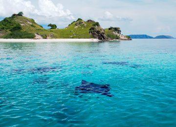 Aqua Blu-von Bali nach Komodo-Luxuriöses Schiff