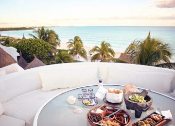 Terrace Belmond Maroma Resort & Spa