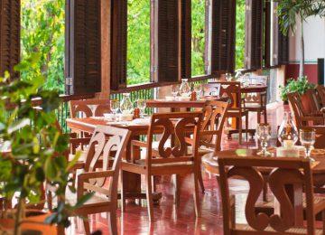 Restaurant©Hacienda Temozón