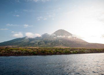 Aqua Blu-von Bali zum Komodo Nationalpark