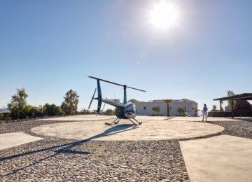 Hubschrauber©Nafsika Estate