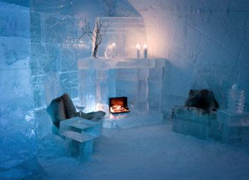 Ice Hotel Norwegen