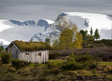 Stimmung Landschaft Luxusreise Norwegen