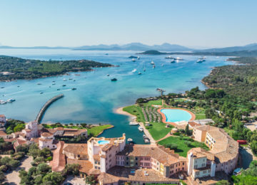 Europa – Italien, Sardinien, Hotel Cala di Volpe