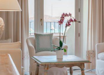 Suite Schlafzimmer©Hotel Romazzino