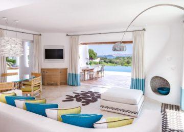 Wohnzimmer©Hotel Romazzino