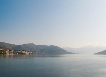 Hotel One&Only Portonovi_Montenegro_Exterior_Sea_Mouth_Drone