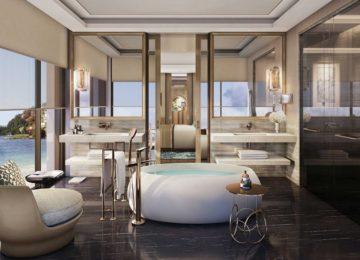 Hotel One&Only Portonovi_Montenegro_Villa_Bathroom