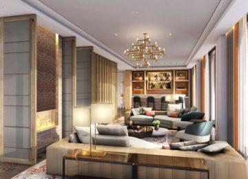 Hotel One&Only Portonovi_Montenegro_Villa_Lliving_Area