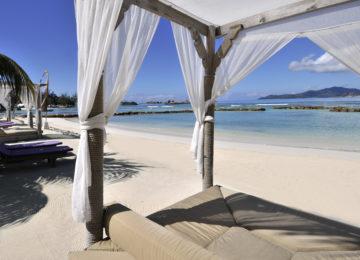 orangeraie_beach©Le Domaine de L'Orangeraie Resort & Spa, La Digue, Seychellen
