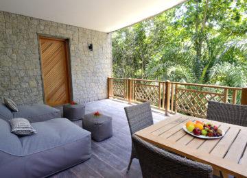 Garden Suites©Le Domaine de L'Orangeraie Resort & Spa, La Digue, Seychellen