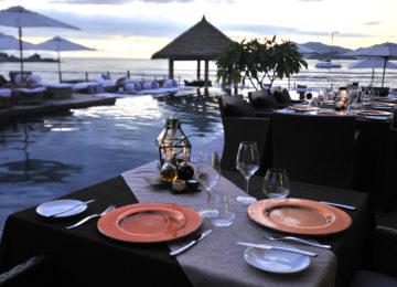 orangeraie_restaurant_combava©Le Domaine de L'Orangeraie Resort & Spa, La Digue, Seychellen