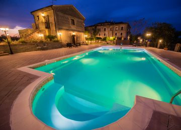 pool©tenuta ciminata greco