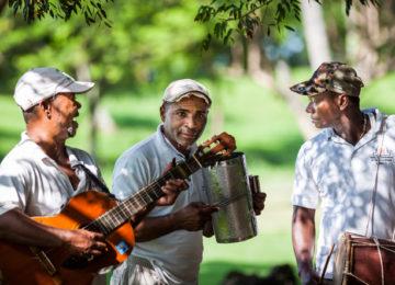 Dominican musicians