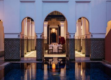 La Mamounia Select Luxury Travel Luxusreise Marrakesch