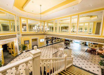 Royal Swazi Lobby