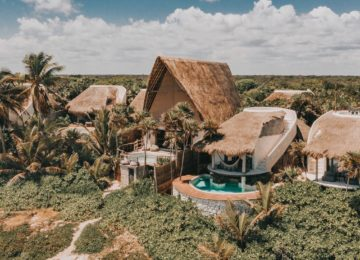 Außenbereich©Papaya Playa Project Tulum, Member of Designhotels