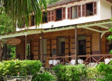 Restaurant©Hilton Seychelles Labriz Resort & Spa